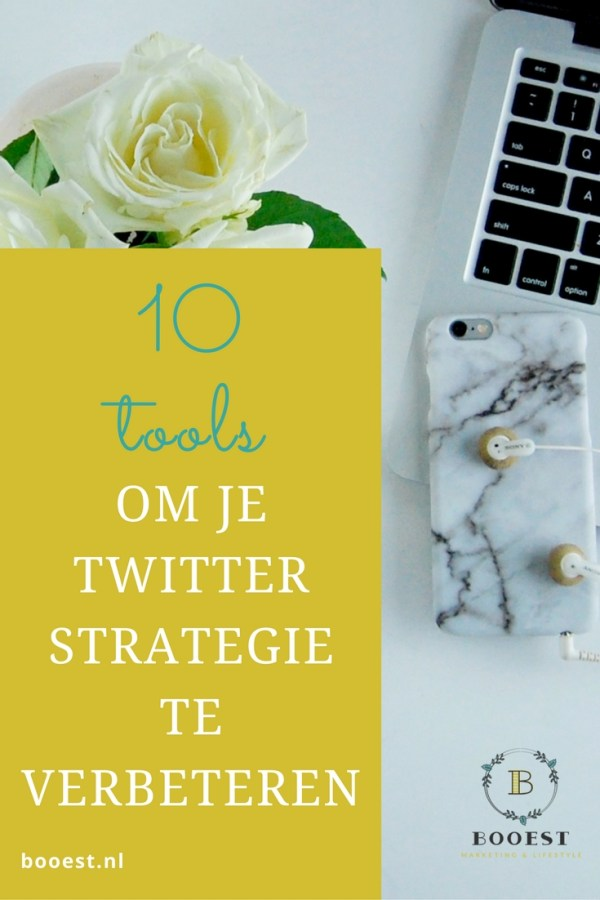 10 tools om je twitter strategie te verbeteren