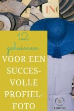 12+ geheimen voor een succesvolle profielfoto