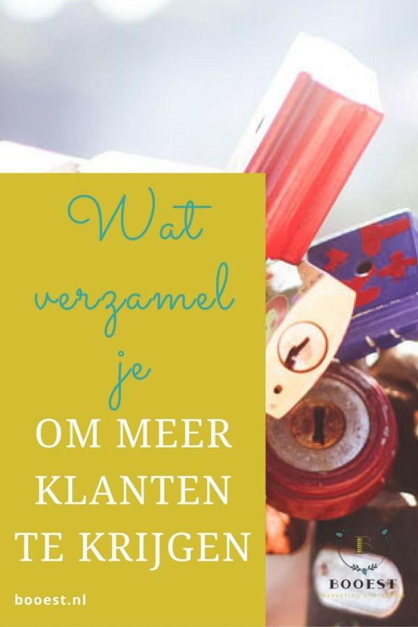 wat verzamel je om meer klanten te krijgen - http://booest.nl/wat-verzamel-je-voor-meer-klanten/