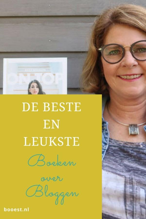 de beste en leukste boeken over bloggen