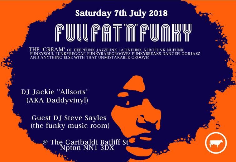 Full Fat & Funky!