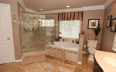creative & experienced bathroom remodeling contractors in indy