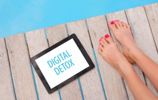 4 Signs You Need to Power Down for a Tech Detox by Dianna Booher