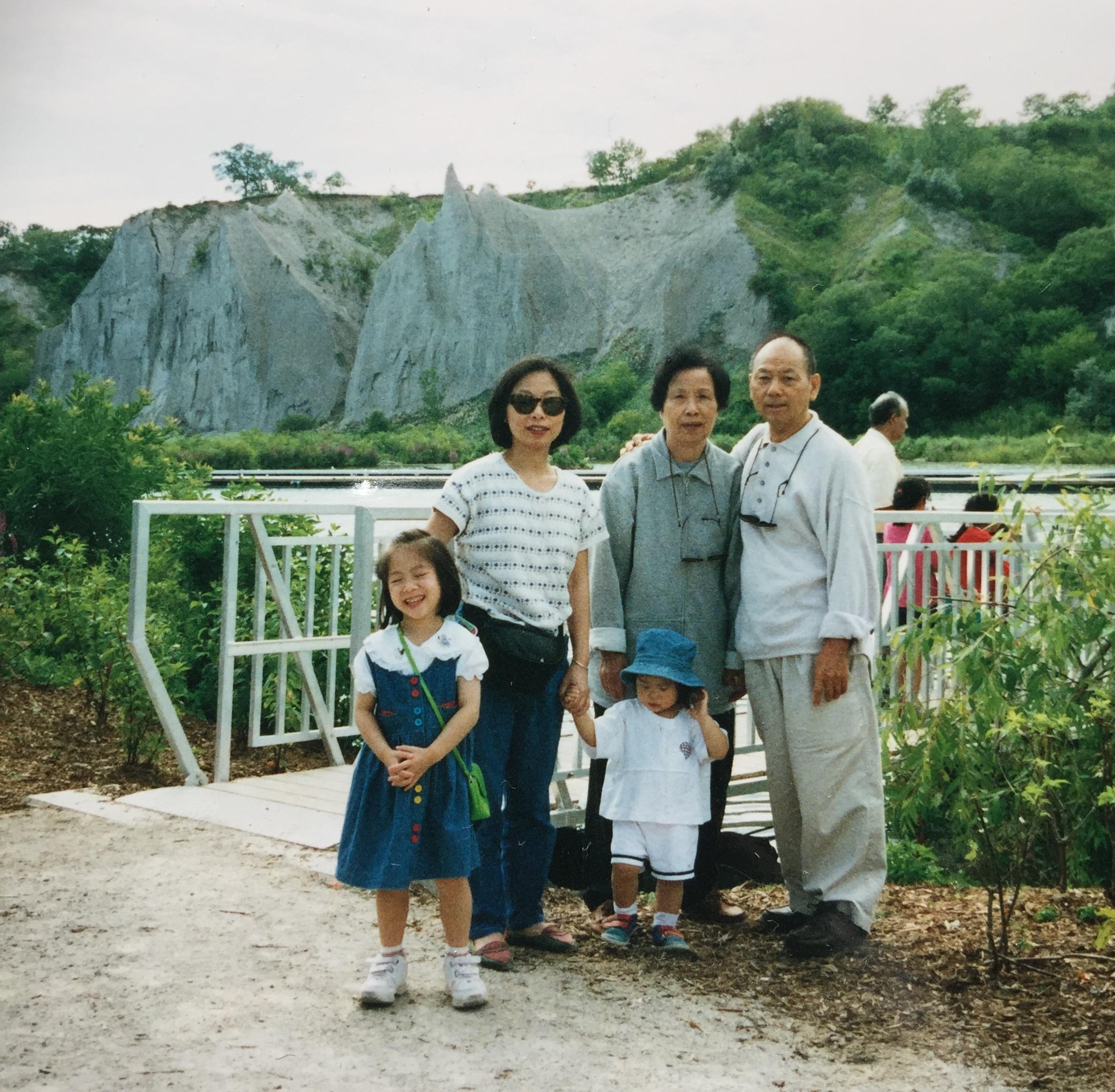 A tidbit on family