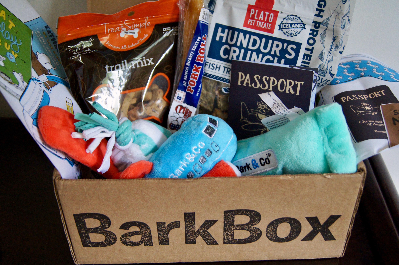 Bark Box: July 2017 Review (+ Free Box Code!)