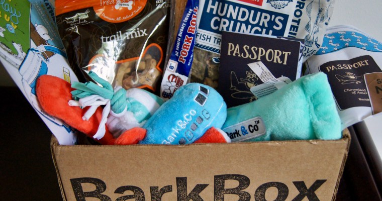 Bark Box: July 2017 Review (+ Free Box Code!)
