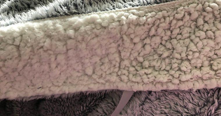 How to Restore Faux Sherpa Fleece