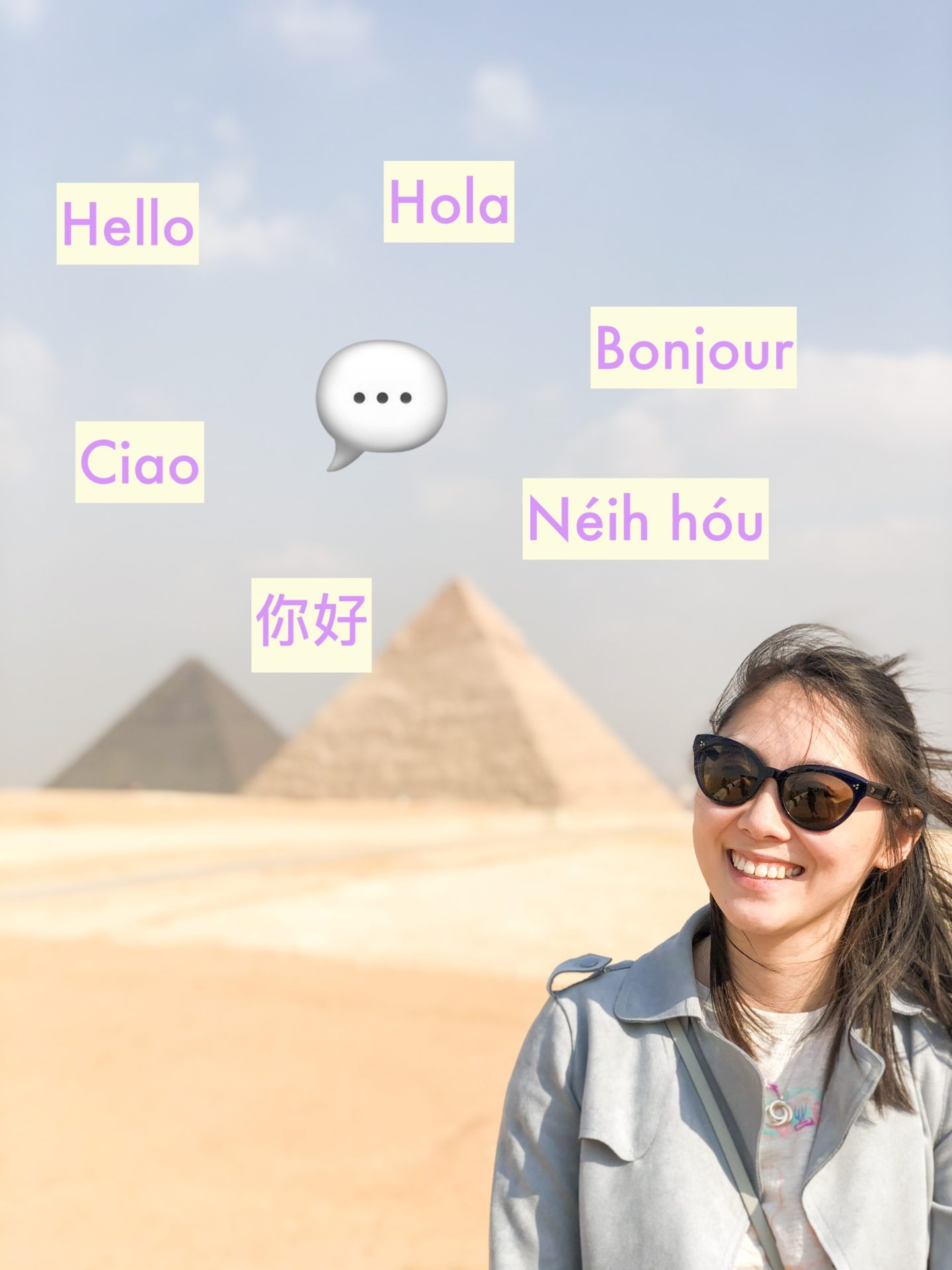 Insights into Learning Language from a Mediocre Polyglot