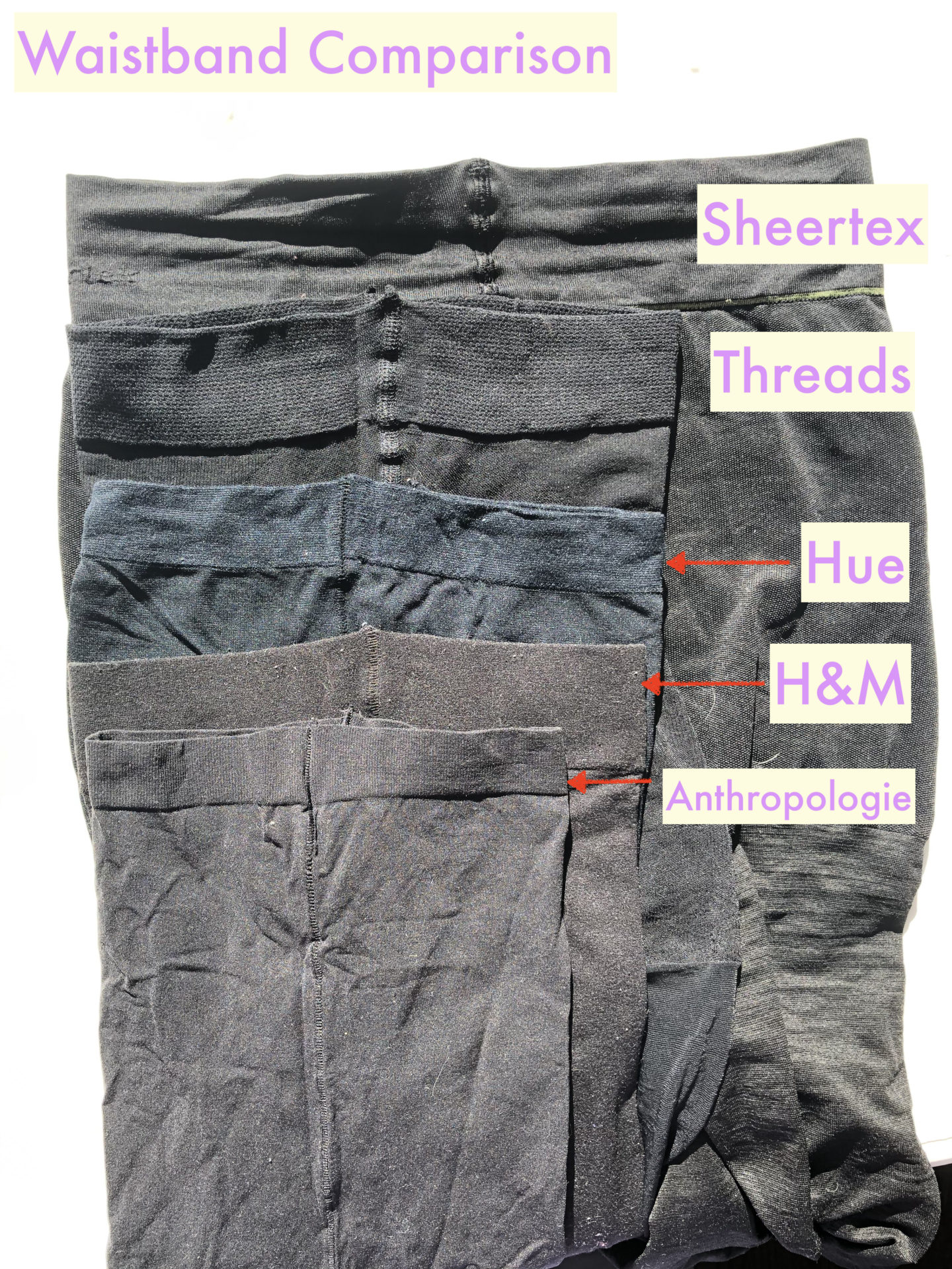 Are Sheertex worth it? How do they compare to other tights?