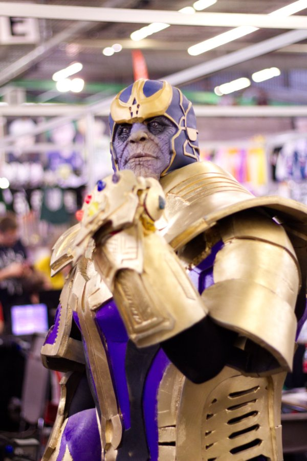 Thanos Marvel