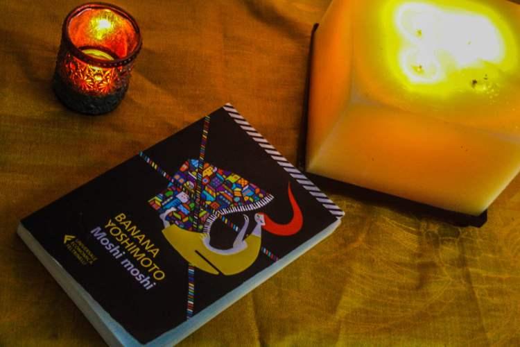 """banana yoshimoto Book-tique Fotografie e citazioni """"Al domani ci penseremo domani"""" - Moshi Moshi, Banana Yoshimoto"""