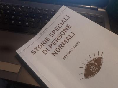 Storie speciali di persone normali, 10 racconti di Marco Caneva