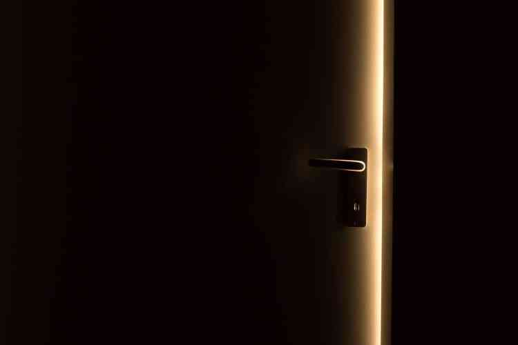 La porta di casa