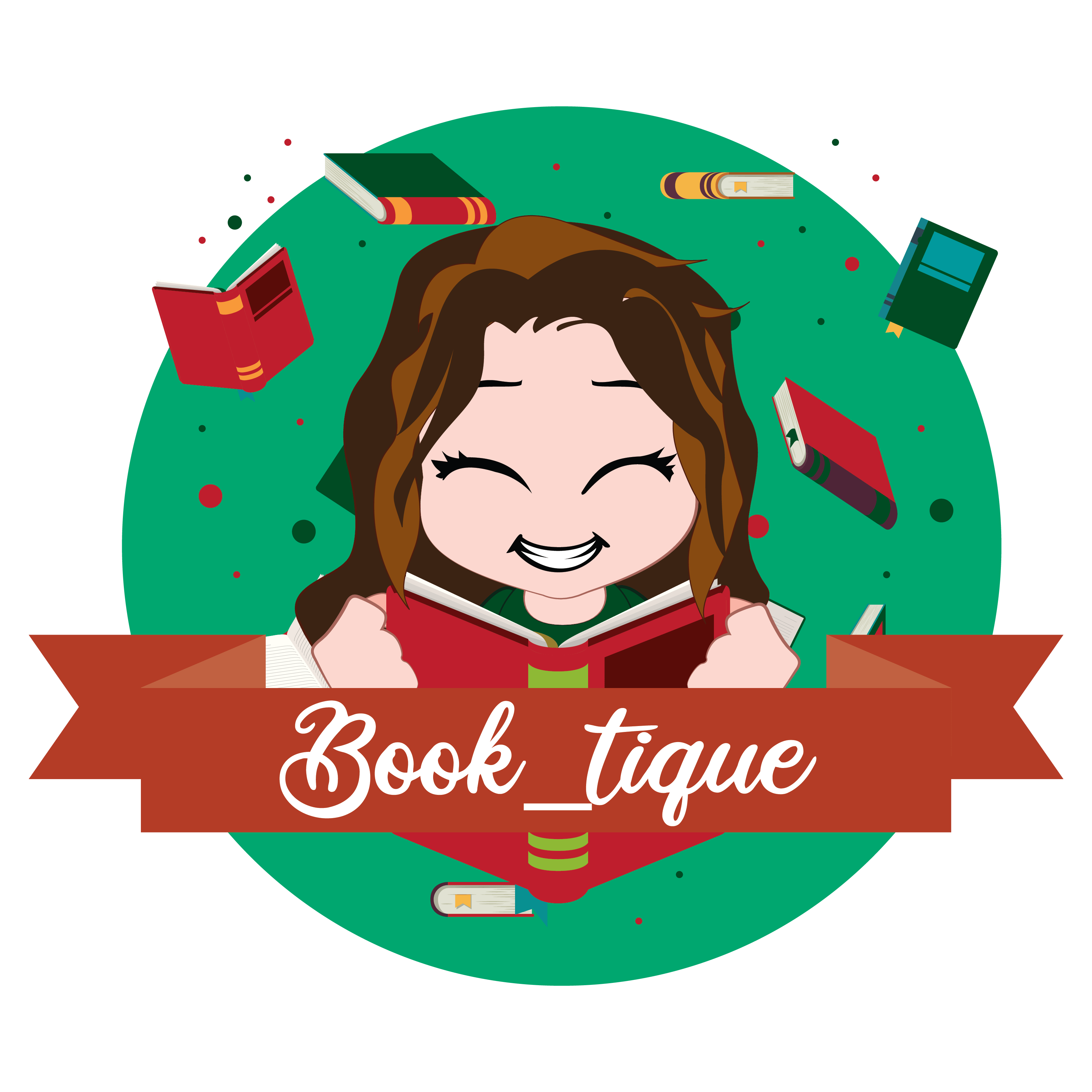 book-tique Booktique Giorgia's Booktique