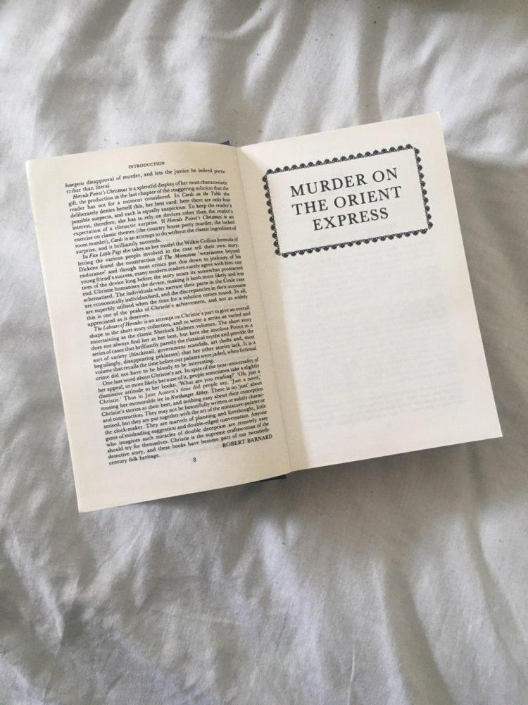 recensione libro assassino sulll'oriente express libro agatha chrstie
