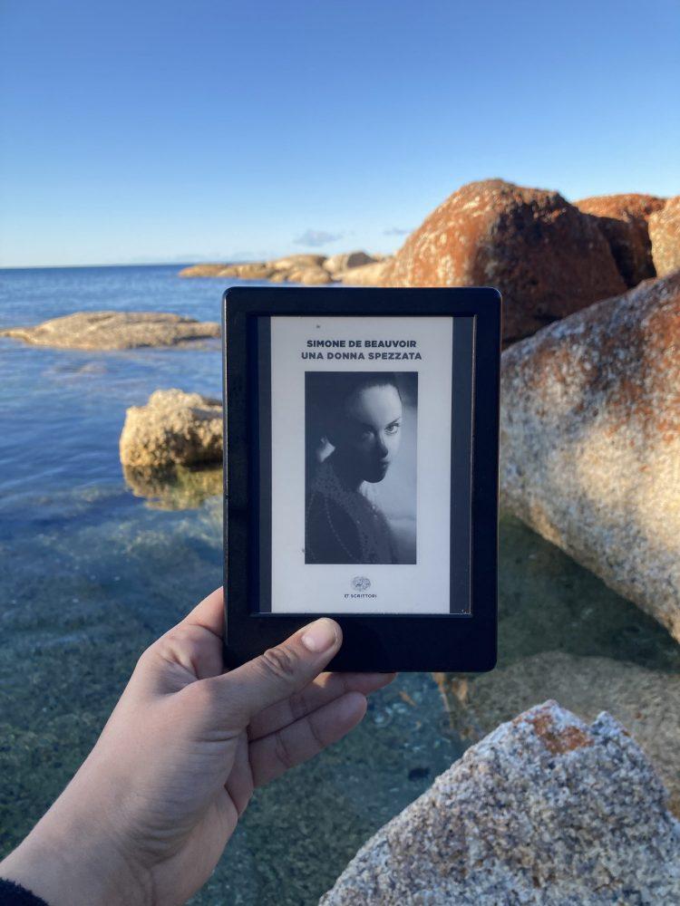 Simone de beauvoir una donna spezzata recensione libro