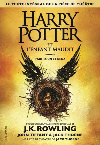 J.K. Rowling Harry Potter 8