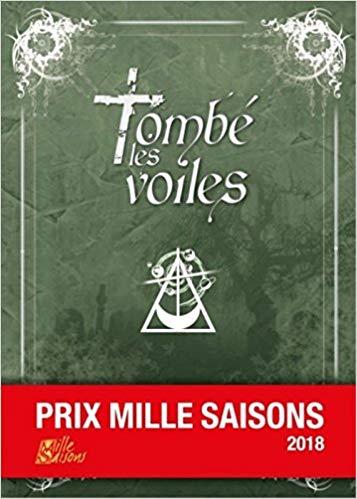Tombé les voiles - Anthologie Prix Mille Saisons #1