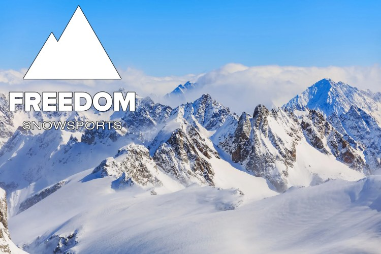 Freedom Snowsports Rhone Alps France
