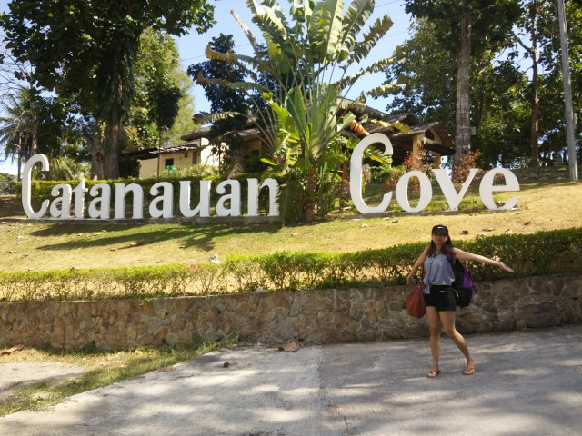 Catanauan Cove, a paradise in the South