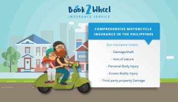 Comprehensive Motorbike Insurance Philippines Book2wheel