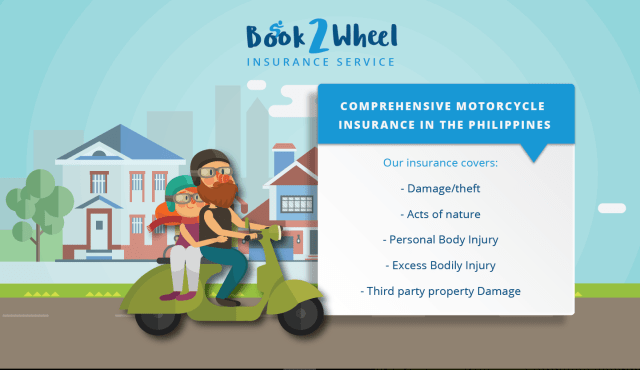 Frequently ask question about comprehensive motorbike insurance Philippines