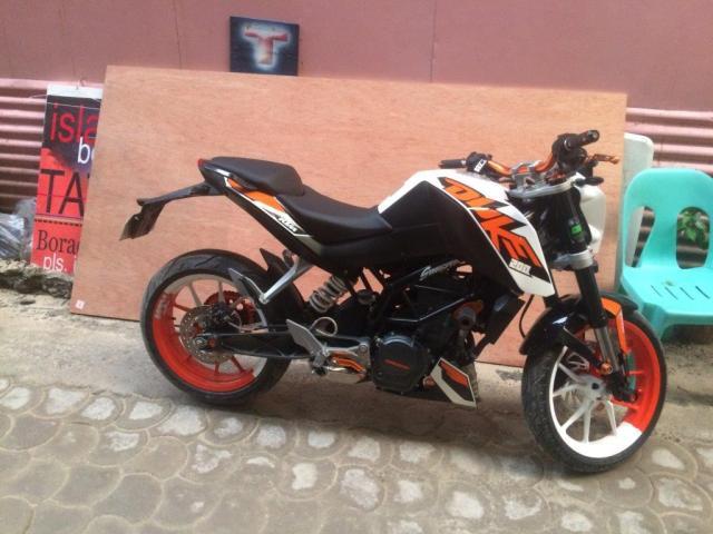 kTM200cc