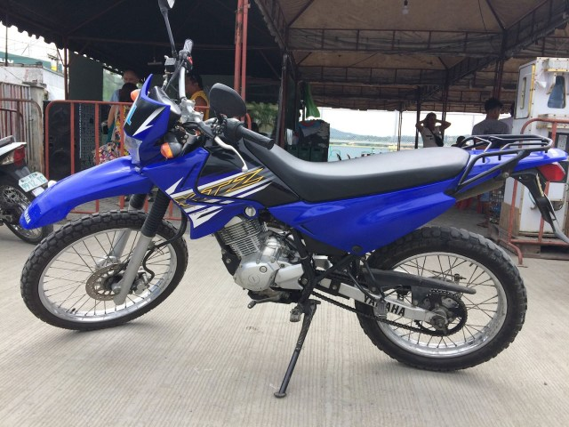 Rent big motorcycle in  Bohol island Philippines