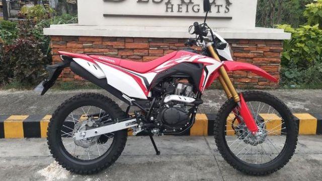 Motrbike-honda-Crf150cc-Cebu