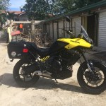 Rent a Motorcycle in Mactan island Cebu