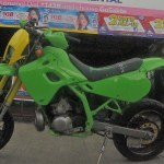 Rent a off road motorbike in Bohol