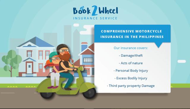 comprehensive motorbike insurance Philippines