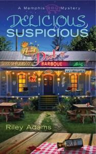 Delicious and Suspicious (Memphis BBQ #1) – Riley Adams