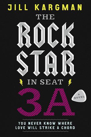 The Rock Star in Seat 3A – Jill Kargman
