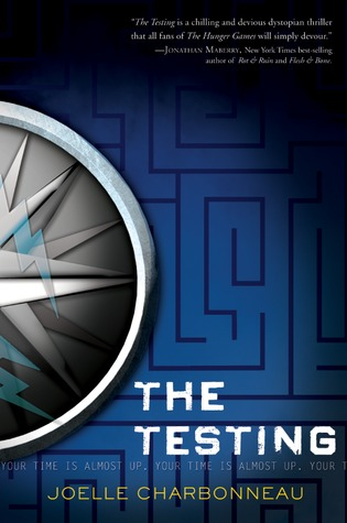 The Testing (The Testing #1) – Joelle Charbonneau