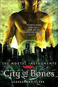 City of Bones (Mortal Instruments #1) – Cassandra Clare