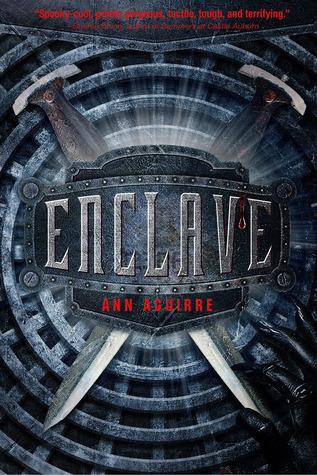 Enclave (Razorland #1) – Ann Aguirre