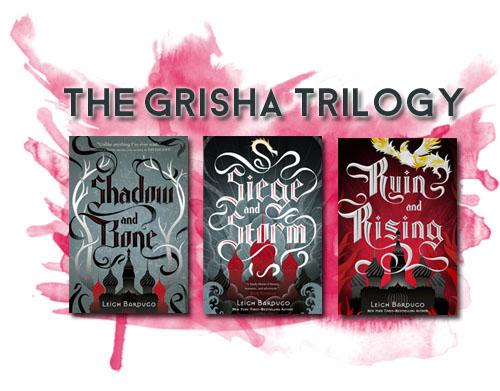 the grisha trilogy leigh bardugo