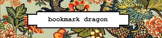 Bookmark Dragon Shumaker Blog Header