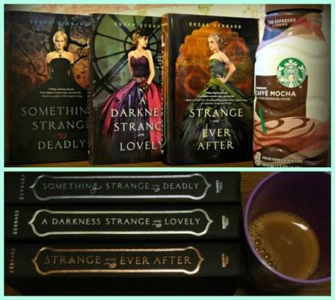 Something Strange & Deadly Trilogy B&B