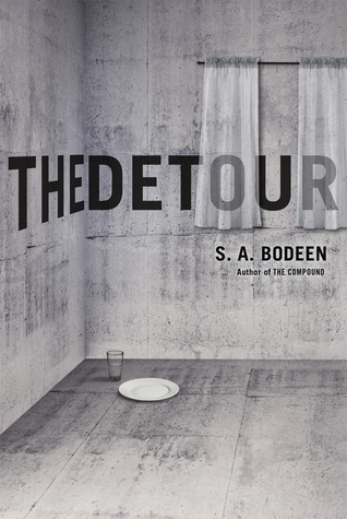 Blog Tour: The Detour by S.A. Bodeen | Author Interview + Giveaway