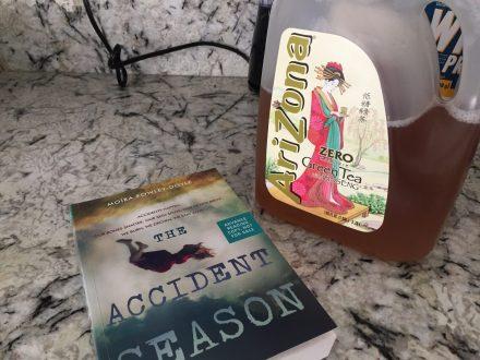 gabi booksablog book and a beverage