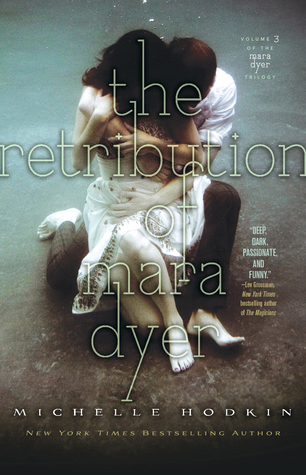 Series Review: The Mara Dyer Trilogy by Michelle Hodkin