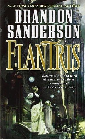 Elantris – Brandon Sanderson