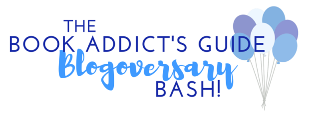 book addict's guide blogoversary