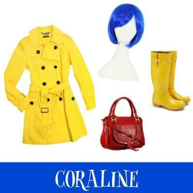 coraline costume