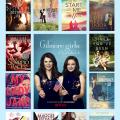 books for gilmore girls fans