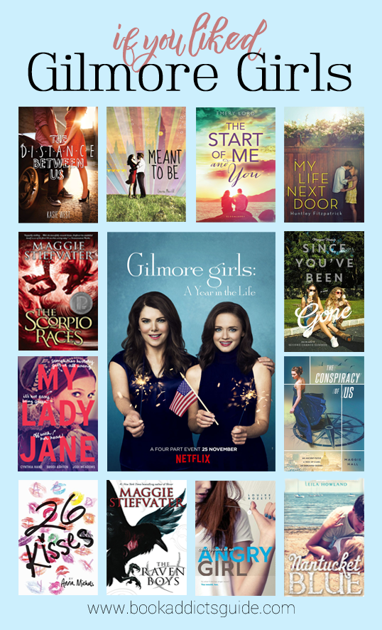 books for gilmore girls fans