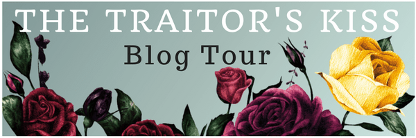 Blog Tour: The Traitor's Kiss   Book Scents + Giveaway!