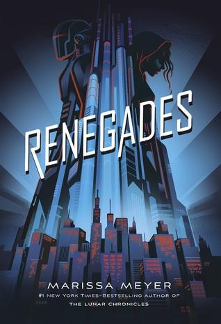 Blog Tour: Renegades by Marissa Meyer | Favorite Types of Villains